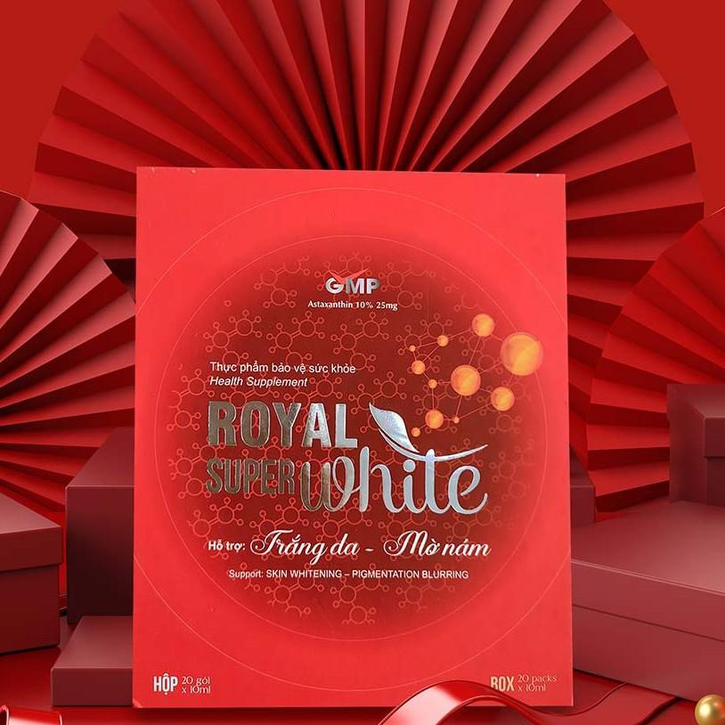 Dịch Uống Truyền Trắng Royal Super White