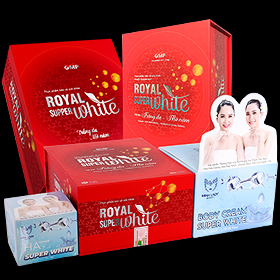 Chỗ mua Royal Super White